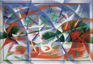 Giacomo Balla 'Abstract Speed + Sound'